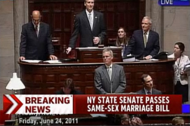 Ny governor gay marriage