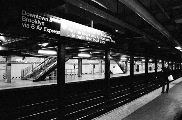 Rockaway A-train