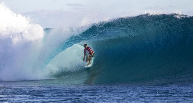 Dane Reynolds Billabong Pro Tahiti