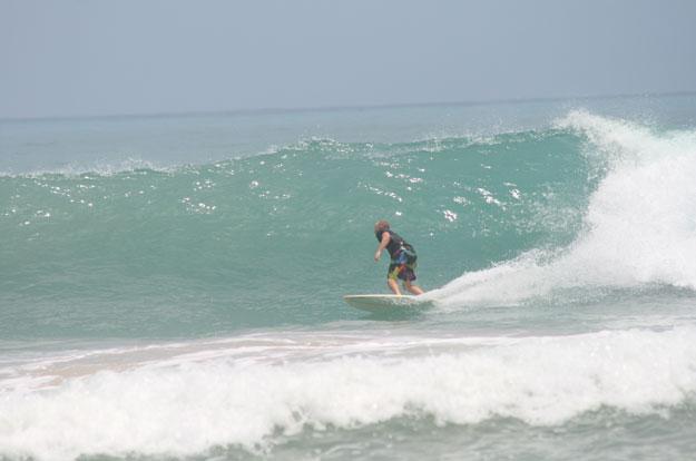 Phuket, Thailand surf