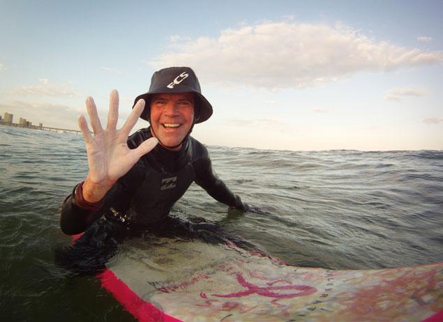 Kurtis Loftus World Record Surf Session