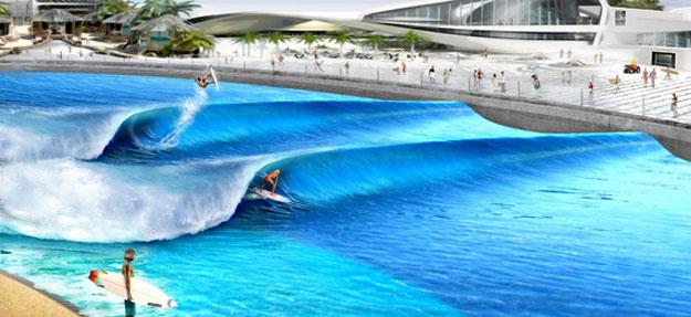 Dave webber wave pool