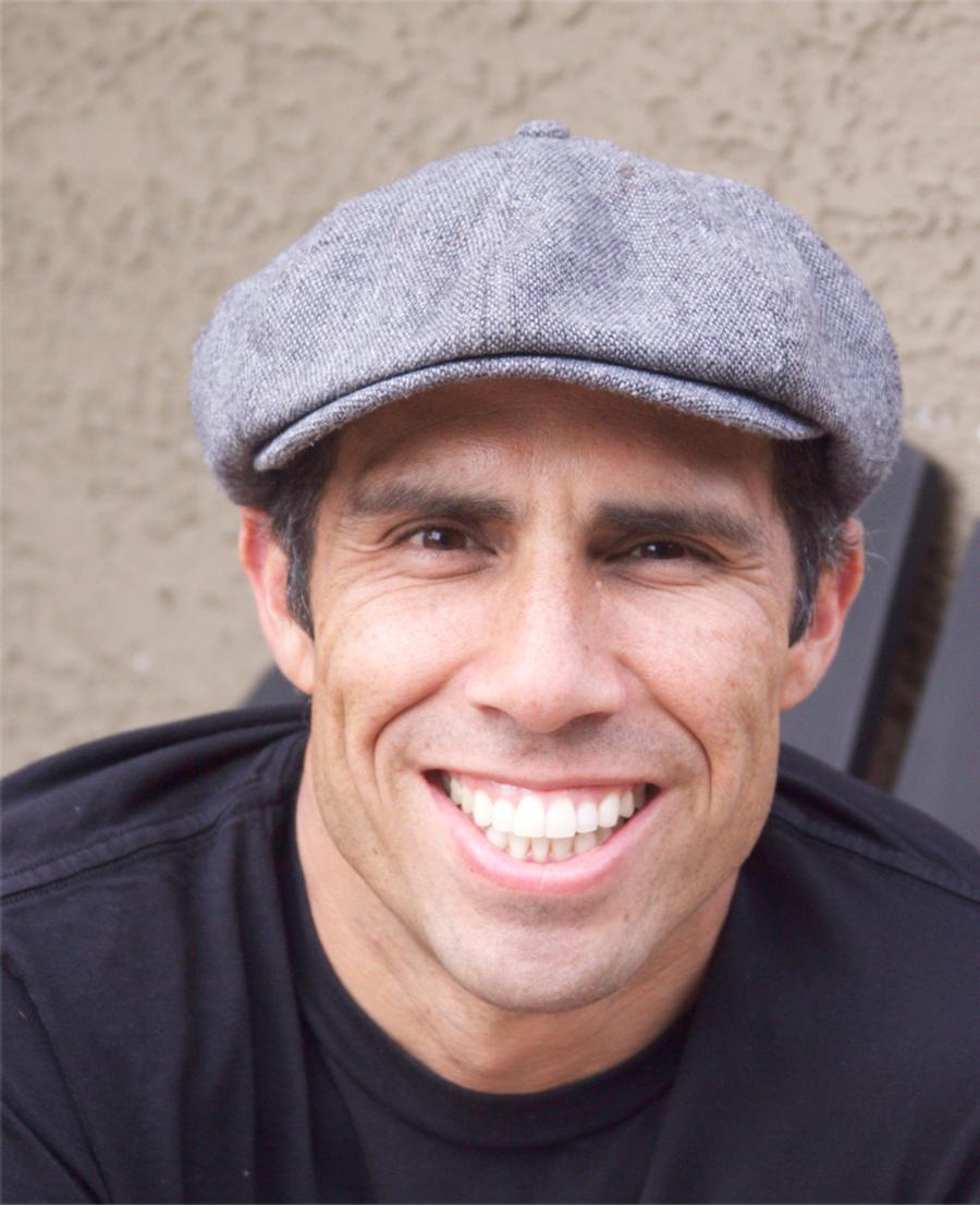 Derek Sabori, Director of Sustainability and CSR at Volcom.