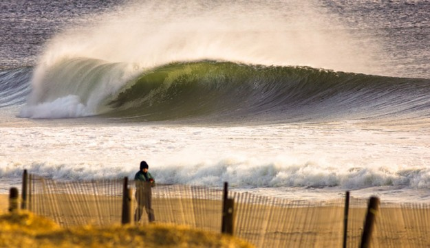 Perfect New Jersey Wave