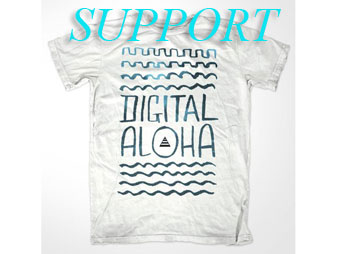 supporting digital aloha