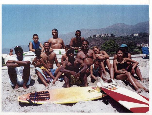 Black Surfing Association
