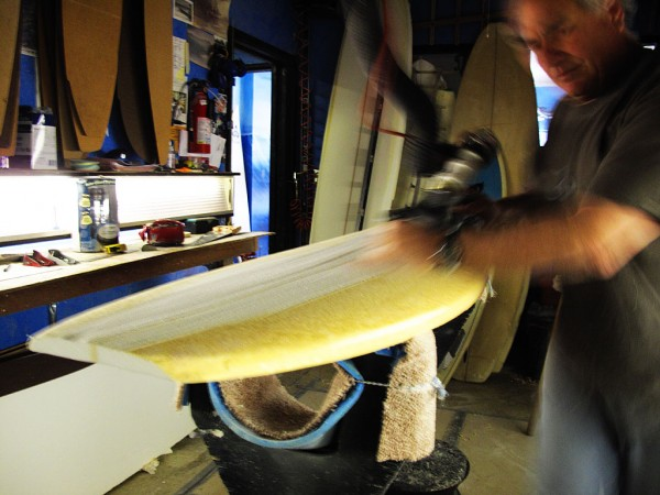 Surfboard Shaper