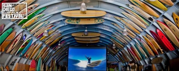 San Diego Surf Film Festival Birds Surf Shed