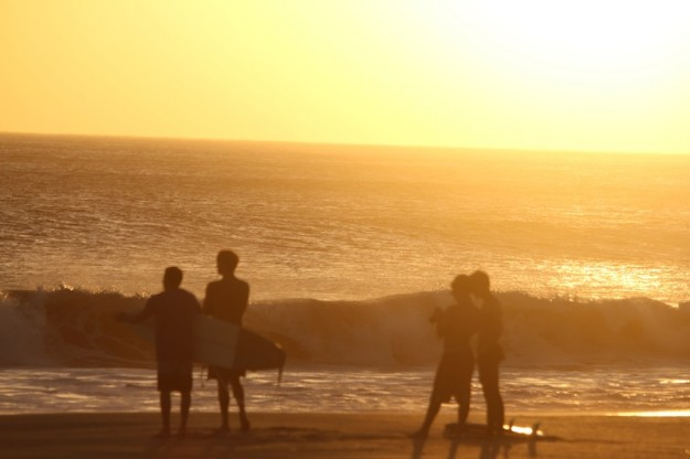Sunset Nicaragua Surf Colorado's