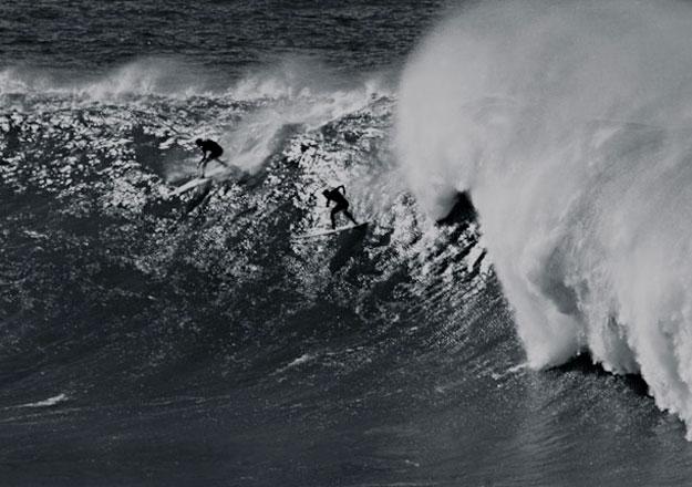 Big Wave Drop In