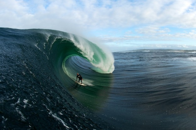 Chris Ross. All the right ingredients. Photo: Russell Ord