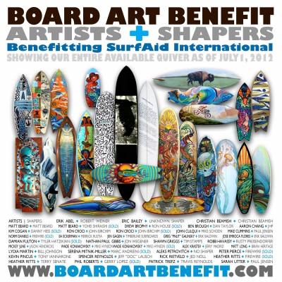 BoardArt Benefit