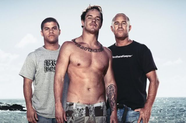 My encounter with the Bra Boys didn't exactly live up to the gang's documentary image.