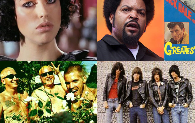 Kimbra Ice Cube Sublime The Ramones