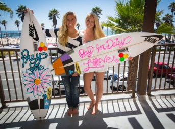 Lakey Peterson US Open Champion Daisy Surfboards