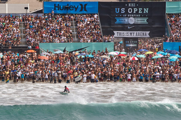 As Nike opts out, the future of the U.S. Open is yet to be determined. Photo: Bahn/USOpenofSurfing.com