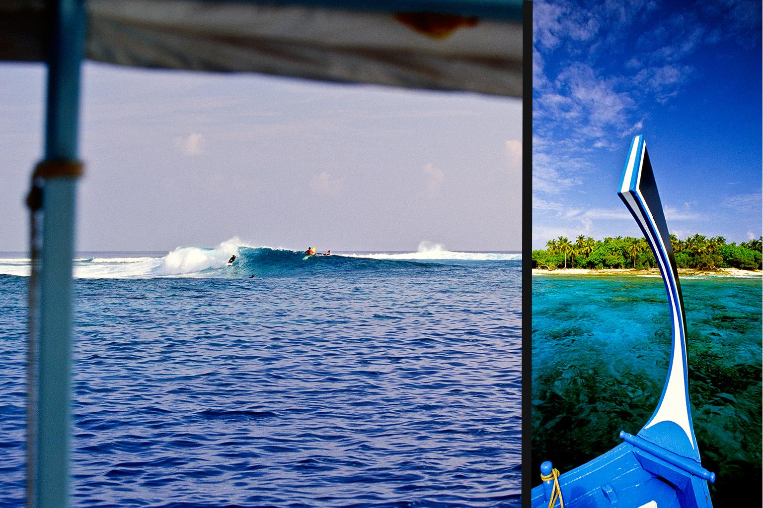Maldives. Photo: John Seaton Callahan