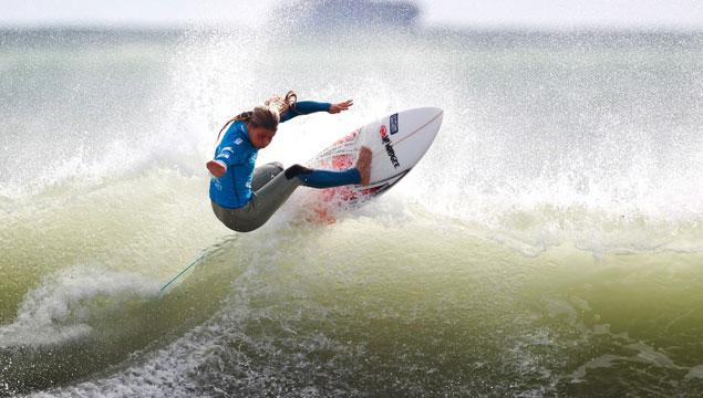 Paige Hareb Women Surfer