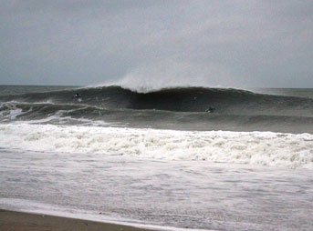 Outer Banks Hurricane Sandy