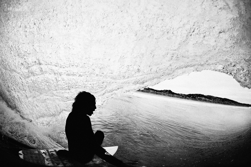 Craig Anderson. He lets his body language do the talking. Photo: Nate Smith