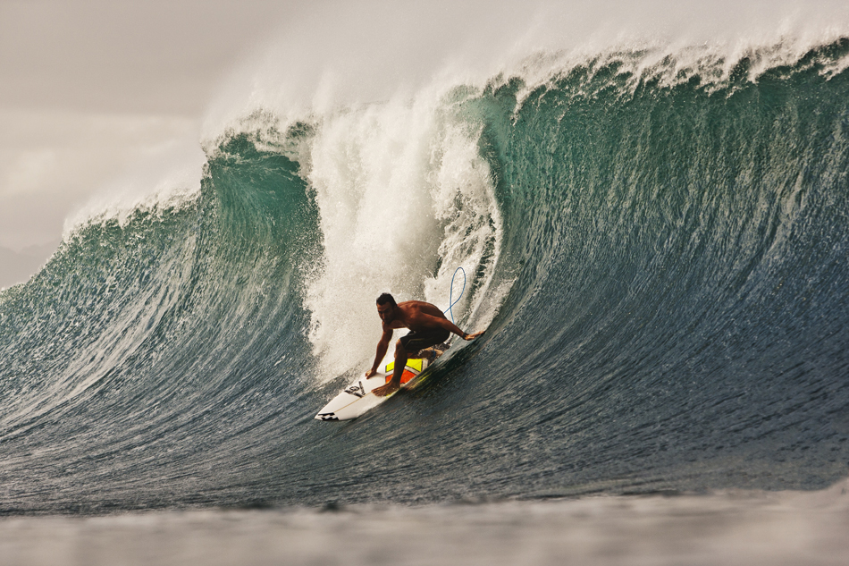 Joel Parkinson. The 2012 World Champion has flow dialed. Photo: Nate Smith