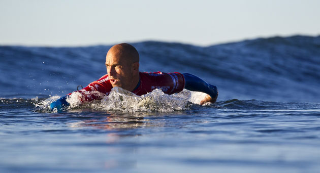 Kelly Slater, influential? We think so. Photo: ASP/Rowland
