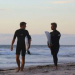 OUT in the Lineup is a new documentary that examines homosexuality in surfing. It is about people who seek acceptance, happiness, and some really good waves.
