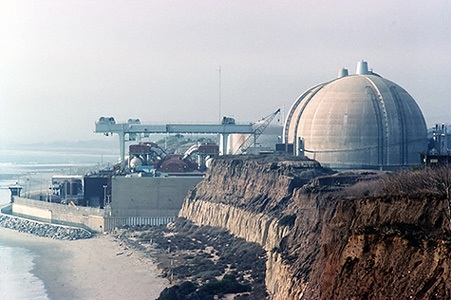San Onofre Nuclear Generating Systems closes its doors for good.