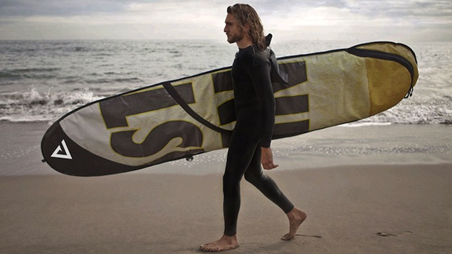 Rareform Upcycled Surf Bag Products Environment