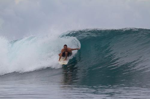Waterways Travel, surf travel, barrel, surfing, Mentawais, Indonesia, Bryan Pohlman