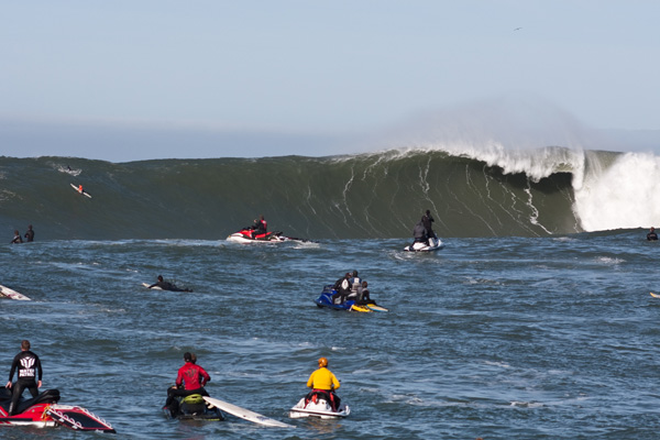 Here's hoping Mavericks gets swell like this. Photo: Rusty Long