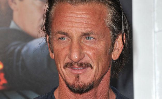 Sean Penn, fresh out of Mr. Hand's class. Photo: Shutterstock