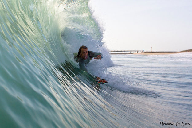Get barreled. Get pummeled. Get sand in your face. Reinstate your love for the ocean.