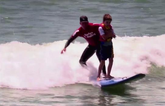 Surfers healing Photo: screenshot, Surfers Healing