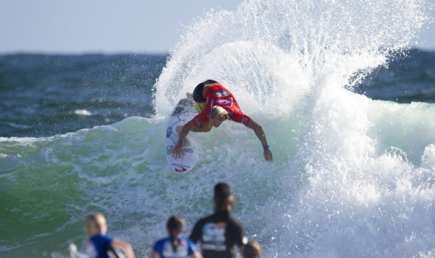 Owen Wright's backhand is so good it's wrong. Photo: ASP/Steve Robertson