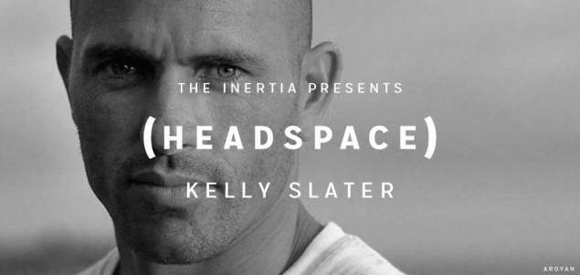 Kelly Slater Headspace Interview