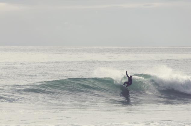 Iron & Resin Surfing at Local Break