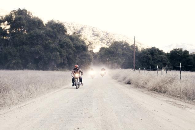 Iron & Resin Motorcycle Ride