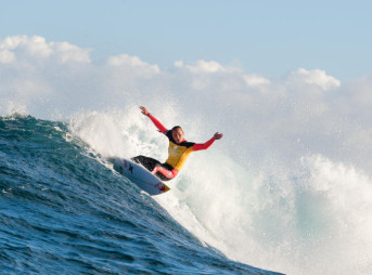 Carissa Moore Wins Margaret River Drug Aware Pro