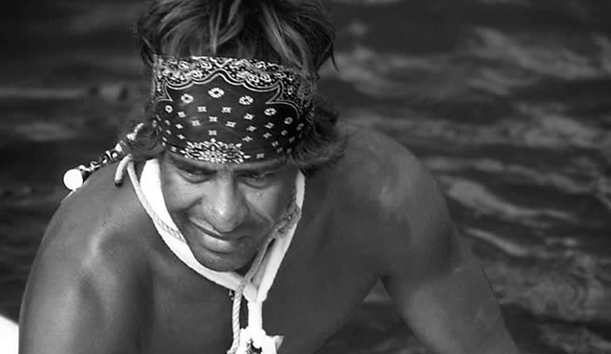 Eddie Aikau: Hawaiian first, surfer second.