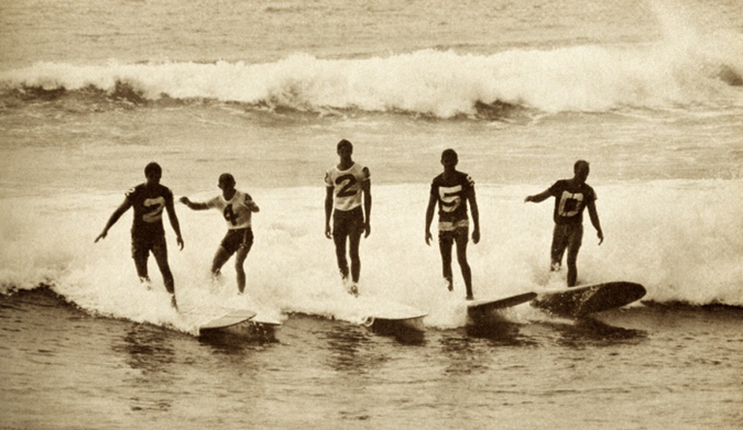 """These are what's known as the """"good ol days."""" Photo: Bill Cleary 