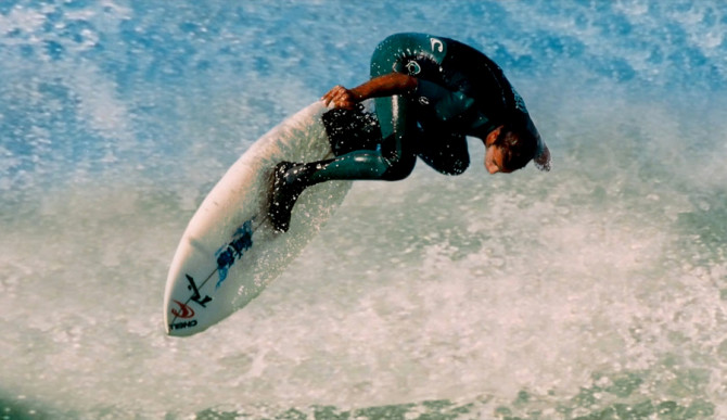 Ruffo Surfing
