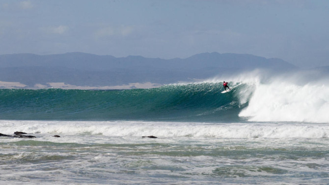 Jeffreys Bay. This is what the Dream Tour looks like. Photo: ASP/Cestari