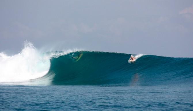 Scar Reef. Photo: SurfSpotsMap.com