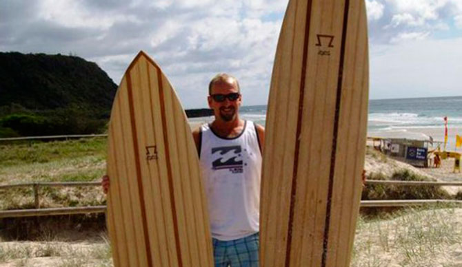 """For Geoff Moase, his work was his """"obsession."""" Photo: surfcareers.com"""