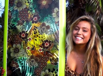Tia Blanco is a vegan, she smiles a lot, surfs even more, and she's got her sights set on the world tour.