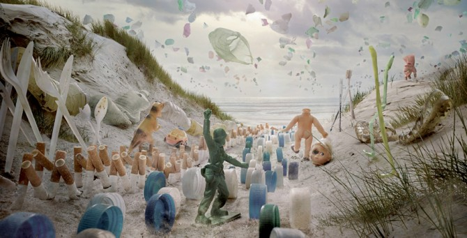 Stop the Invasion. Photo: Surfrider Europe