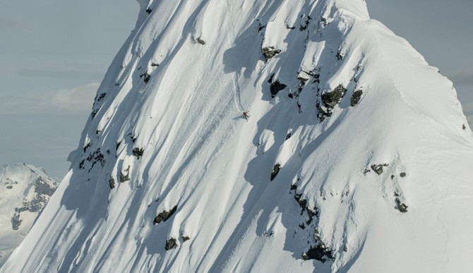 Protect our winters and save lines like these. Photo: Teton Gravity Research