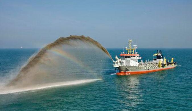 Deep Ocean Phosphate Mining.