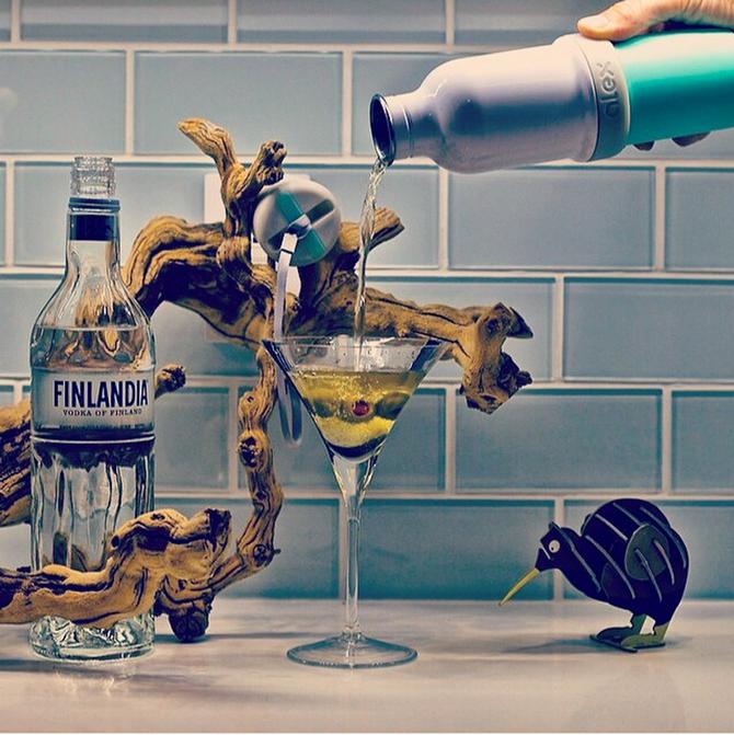 Raise a glass! Photo: Instagram